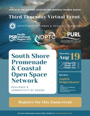 This is the flyer for August 2021 Third Thursday Flyer
