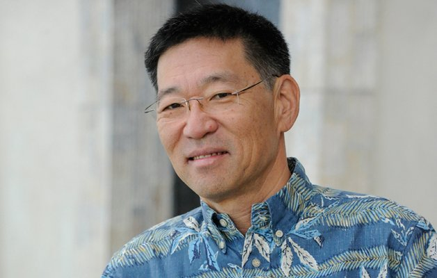 This is a picture of Dr. Karl Kim, Executive Director of NDPTC, as well as an article that he wrote in the Honolulu Star Advertiser about how Pacific island nations need Hawaii's support do to the risk of climate change.
