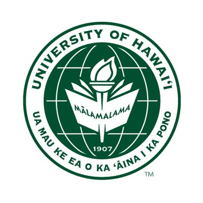 This is an jpeg image of the University of Hawaii at Manoa Seal