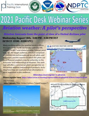 This is an image of the flyer for the 2021 PITD Webinar #4