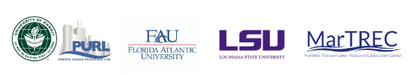 This is an image of the logos for the university partners