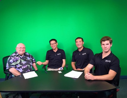 Karl Kim, Owen Shieh, and Thomas Bedard were on ThinkTech Hawaii