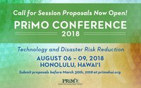 This is an image of the 2018 PRiMO Conference Call for Session Proposals